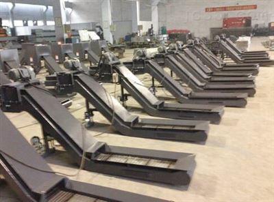 定制生产南京生产链板排屑器
