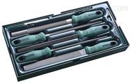 8件锉刀工具托组