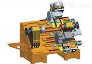 GP-500STY双主轴双刀塔车削中心光机