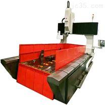 数控钻床内冷主轴高速法兰打孔筛板钻孔机床