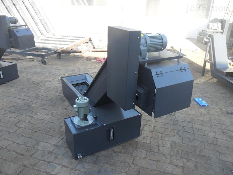 车间集中排屑系统排屑机