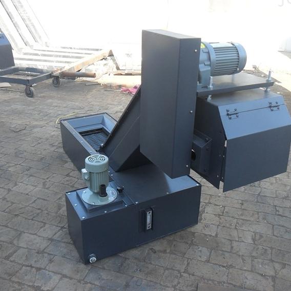 数控机床排屑机的保养及使用注意事项