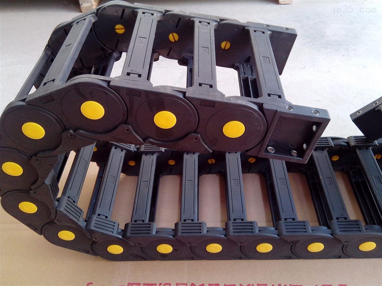 平山钢铁厂电缆拖链