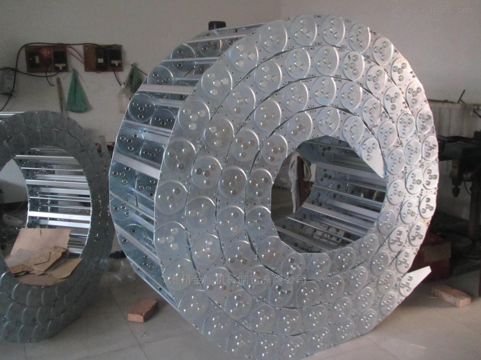 酒泉钢制拖链供应商