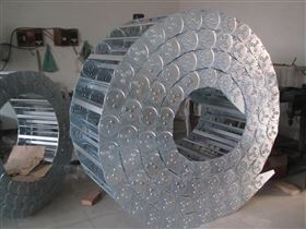 TL80昌吉桥式钢制拖链厂家