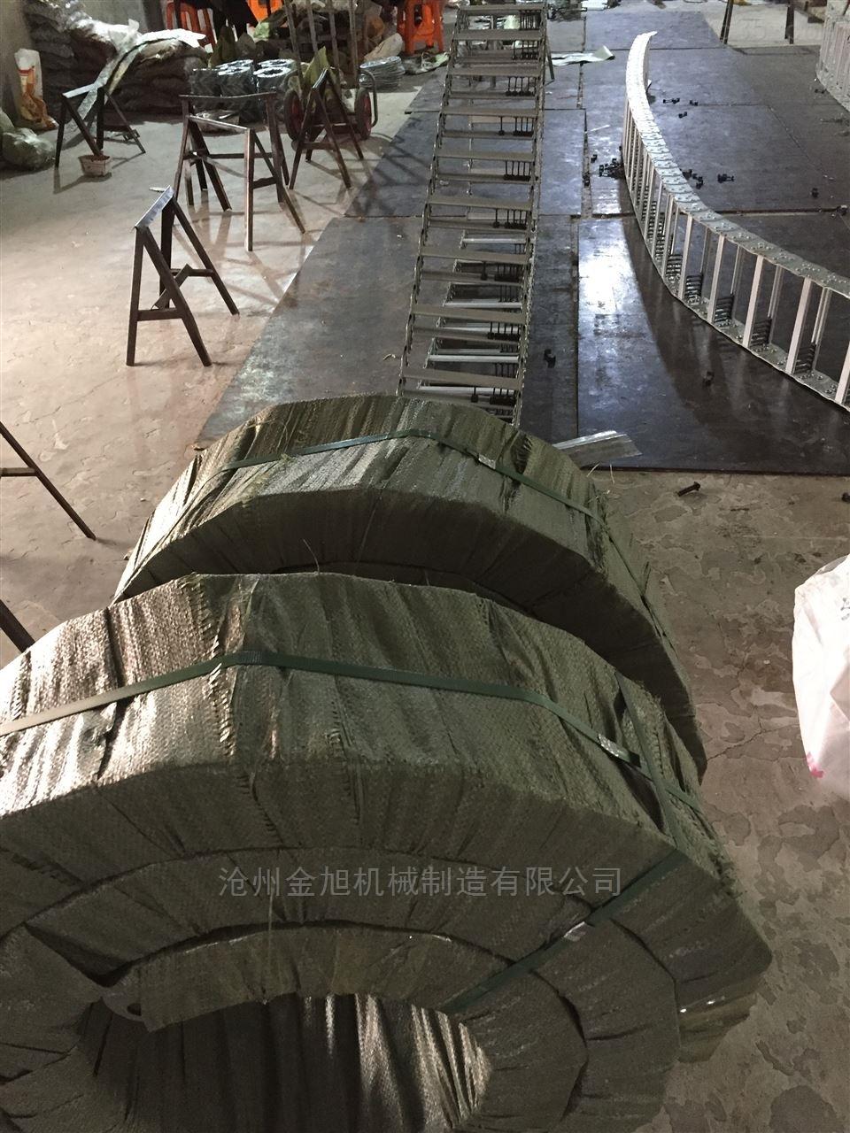 重庆钢铁桥式拖链厂家