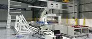 深圳喷涂机器人第七轴,机械传动件库比克