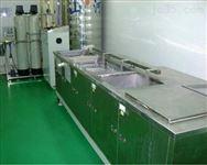 环保型光学玻璃超声波清洗机