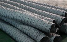 陕西钢丝骨架耐温除尘伸缩软管生产