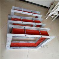 自定涂布机专用方形高温软连接厂家报价