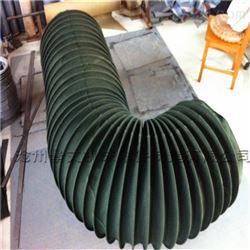 耐磨工业帆布加厚通风管供应商推荐