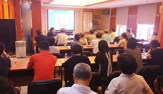 机床协会组织全员培训 看CCMT2018国产机床工具亮点