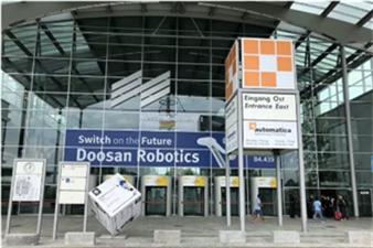 秦川集团尊龙娱乐long988亮相德国慕尼黑国际机器人及自动化技术博览会