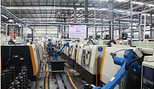 华中数控、宝鸡机床 携手完成汽车零部件智能制造生产线
