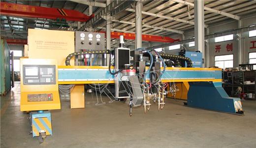 凯斯锐新品三维切割机器人安装调试完成 精工利器助力客户生产