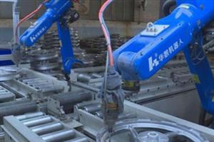 重庆垫江:智能制造助力制造业转型升级