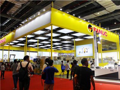 FANUC亮相第20屆中國國際工業博覽會