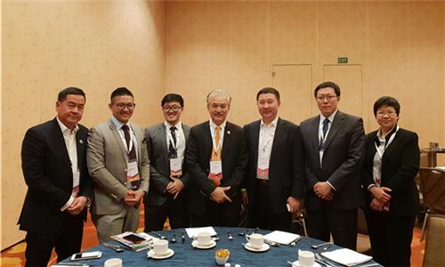 新松機器人成為2018東盟商業投資峰會金牌贊助商