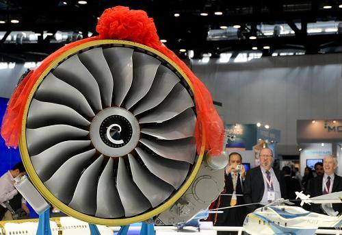 """3D打印助力打造C919的""""国产心"""""""