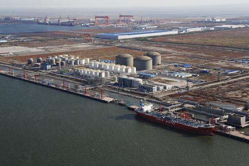 天津临港打造中欧先进制造产业园核心区