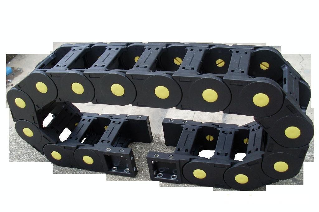 机械设备拖链的结构用途特点