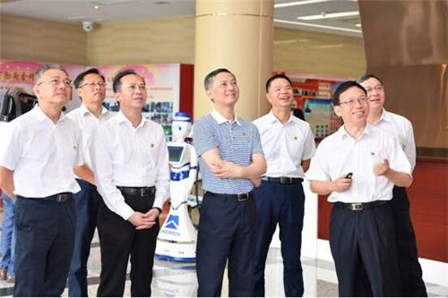 广州市委书记张硕辅调研国机智能:鼓励加强核